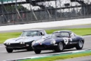 The Classic, Silverstone 2021 55 Martin Melling / Jason Minshaw - Jaguar E-Type At the Home of British Motorsport. 30th July – 1st August Free for editorial use only