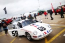 The Classic, Silverstone 2021 59 Shaun Lynn / Maxell Lynn - Porsche 911 At the Home of British Motorsport. 30th July – 1st August Free for editorial use only