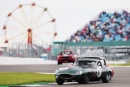 The Classic, Silverstone 2021 66 Niall McFadden / Jaguar E-Type At the Home of British Motorsport. 30th July – 1st August Free for editorial use only