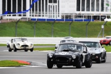 The Classic, Silverstone 2021 80 Richard Hywel Evans / Shelby American Cobra At the Home of British Motorsport. 30th July – 1st August Free for editorial use only