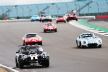 The Classic, Silverstone 2021 88 John Davison / TVR Griffith At the Home of British Motorsport. 30th July – 1st August Free for editorial use only