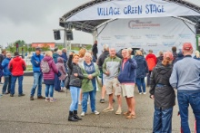 The Classic 2021The Village GreenAt the Home of British Motorsport. 30 July-1 August 2021Free for editorial use onlyPhoto credit - Mike Massaro