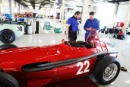 The Classic, Silverstone 2021 Maserati 250FAt the Home of British Motorsport. 30th July – 1st August Free for editorial use only