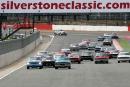 Race Start - Jason MINSHAW Ford Falcon Sprint leads