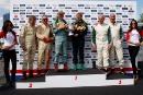 TT Podium, Graham/Attwood Aston Martin DB4 GT Lightweight wins