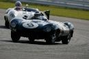 Ben Eastick Jaguar D Type