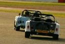 Silverstone Classic Celebrity Race