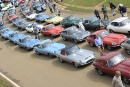 Jaguar E Type world record attempt