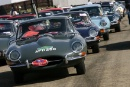 50 Years of the Jaguar E Type world record attempt