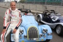 Steve Bull - Silverstone Classic Morgan Celebrity