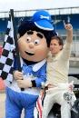 Brendan Cole (GBR) Morgan Silverstone Classic Celebrity Race