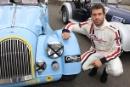 Kelvin Fletcher (GBR) Morgan Silverstone Classic Celebrity Race