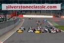 Race Start Michael Lyons leads