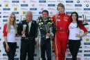 Race 2 Podium Hartley/Coombs/Lyons