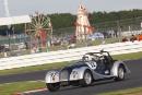 Sir Patrick Stewart  - Silverstone Classic Celebrity Race Morgan