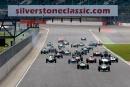 Race Start Roger Wills leads