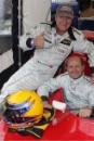 Brian Johnson and Roberto Moreno