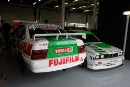 Touring Cars for the Fujifilm Touring Car Trophy