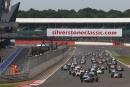Start of the Formula Junior race