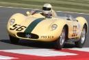 Gordon McCulloch Maserati 200SI