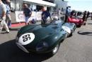 Anthony Reid Jaguar D-type
