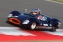 Adrian Van Der Kroft/Gareth Burnett Cooper Monaco T49