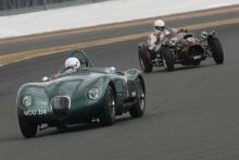 Nigel Webb/Anthony Reid Jaguar C-type