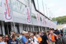 Fans at the Silverstone Classic