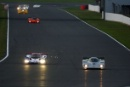 Start of the Group C Race -  	Bob BERRIDGE 	GBR 	Mercedes C11 leads