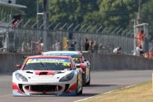 Lucky Khera Butler Motorsport Ginetta G55