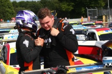 Charlie Ladell Rob Boston Racing Ginetta G55