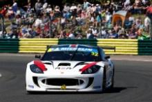 Charlie Ladell Rob Boston Racing Ginetta G55