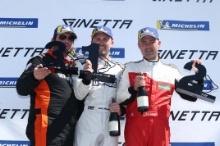 Colin White CWS 4x4 Spares Ginetta G55, Jack Minshaw Hart GT Ginetta G55, Michael Crees Century Ginetta G55
