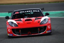 Tom Barley Team Hard Ginetta G55