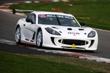 Dan Kirby Rob Boston Racing Ginetta G55