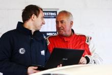 Paul Taylor Team Hard Ginetta G55