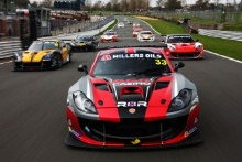 GINETTA GT4 SUPERCUP, Media Day