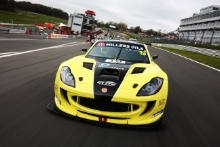 James Kell Rob Boston Racing Ginetta G55