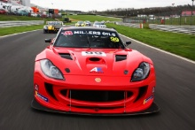 Carl Shield AK Motorsport Ginetta G55