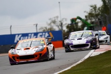 Lucky Khera Declan Jones Racing Ginetta G55