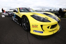 Harry King Elite Motorsport Ginetta G55