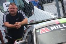 Darron Lewis Team Hard Ginetta G55