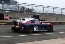 Carlitto Miracco - Preptech UK Ginetta G55