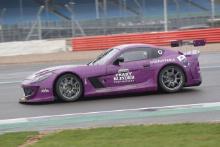 Dec Jones - Rob Boston Racing Ginetta G55