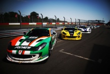 GINETTA GT4 SUPERCUP, Donington Park