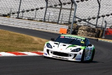 Stewart Lines - Maximum Motorsport Ginetta G55