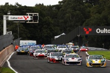 GINETTA GT4 SUPERCUP, Oulton Park