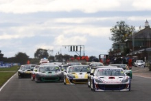 GINETTA GT4 SUPERCUP, Croft