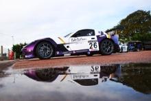 Luke Reade - Graves Motorsport G55