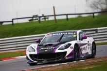 Chris Salkeld - Century Motorsport Ginetta G55